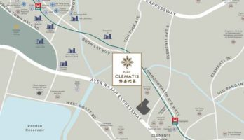 Parc Clematis Location Map Thumbnail Singapore