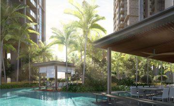Parc Clematis Mediterranean Pavilion Singapore